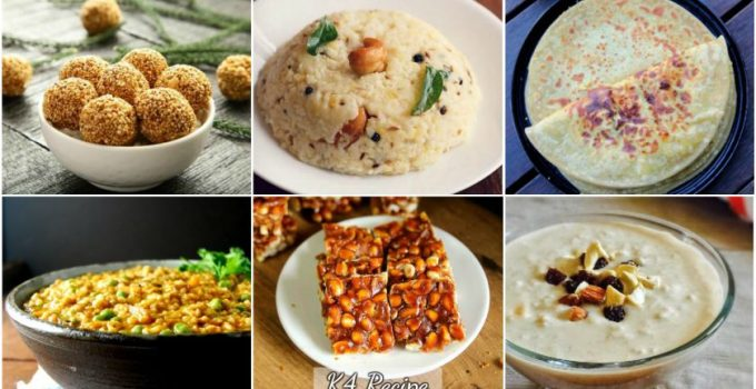 Top 10 Makar Sankranti Special Food Recipes